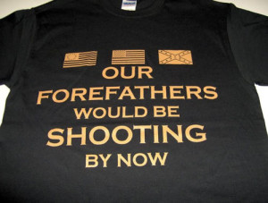 forefathers shooting by now